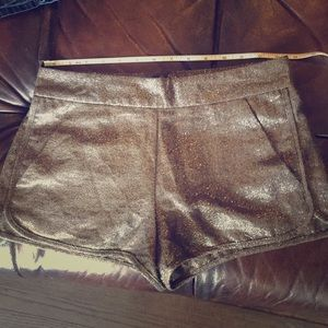 French Connection Bronze shorts